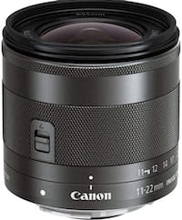 Canon EF-M11-22mm F4-5.6 IS STM